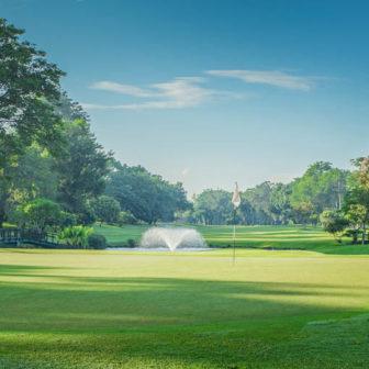 バリビーチゴルフの景観