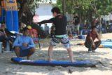 サーフスクール陸練習