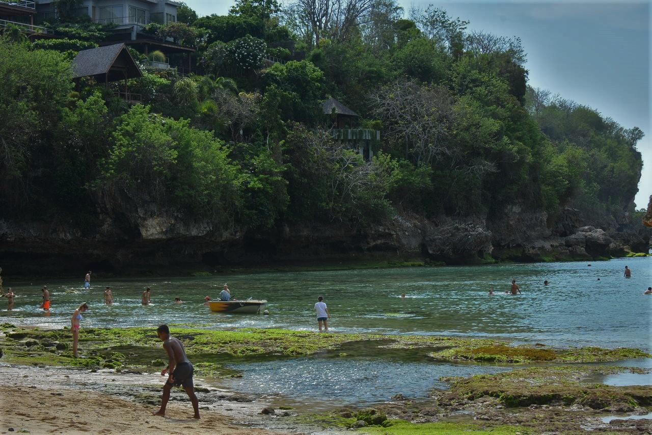 パダンの崖リゾート