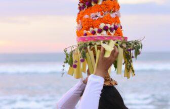 ムラスティの花飾り